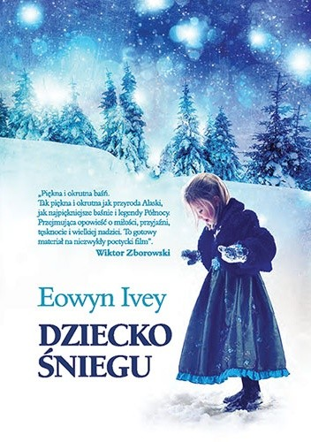 Okładka książki Dziecko śniegu
