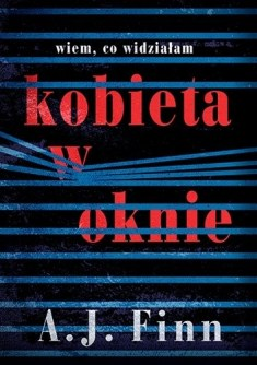 kobieta, woknie, a.j. finn, wydawnictwo W.A.B., thriller, psychologiczny,