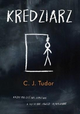 Kredziarz, J.C.Tudor, thriller, kryminał, sensacja, recenzja,