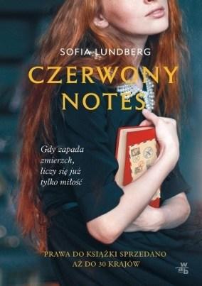 Czerwony notes, Sofia Lundberg, Wydawnictwo W.A.B., obyczajowa, literatura kobieca, przedpremierowo
