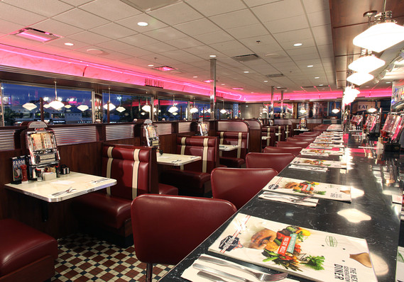 Redefining the allAmerican diner  MarketWatch