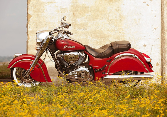 The Indian Motorcycle returns in all its glory  MarketWatch