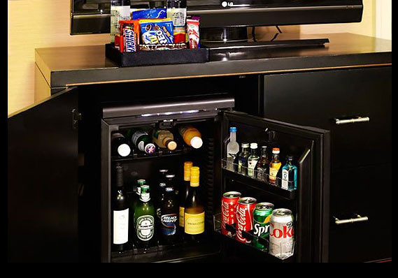 The bottomless hotel minibar  MarketWatch