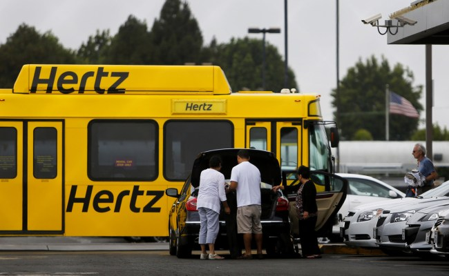 Hertz Teams With Uber Lyft To Boost Revenue Marketwatch