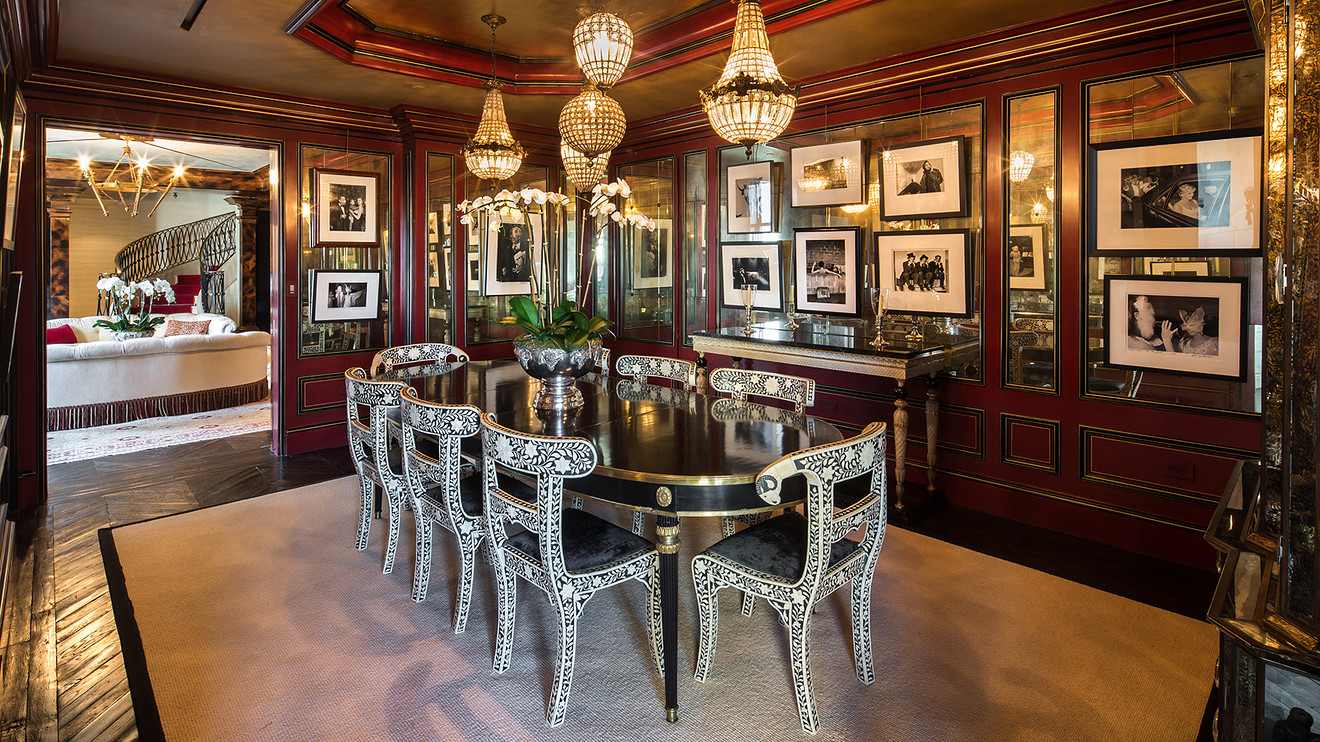 A look inside Tommy Hilfigers 75 million apartment