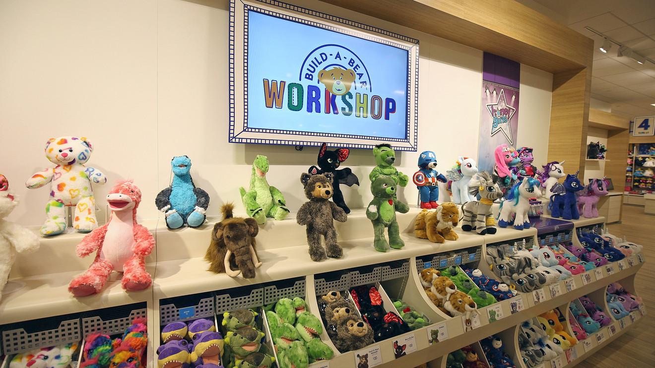 Workshop Build Animal Bear Stuffed