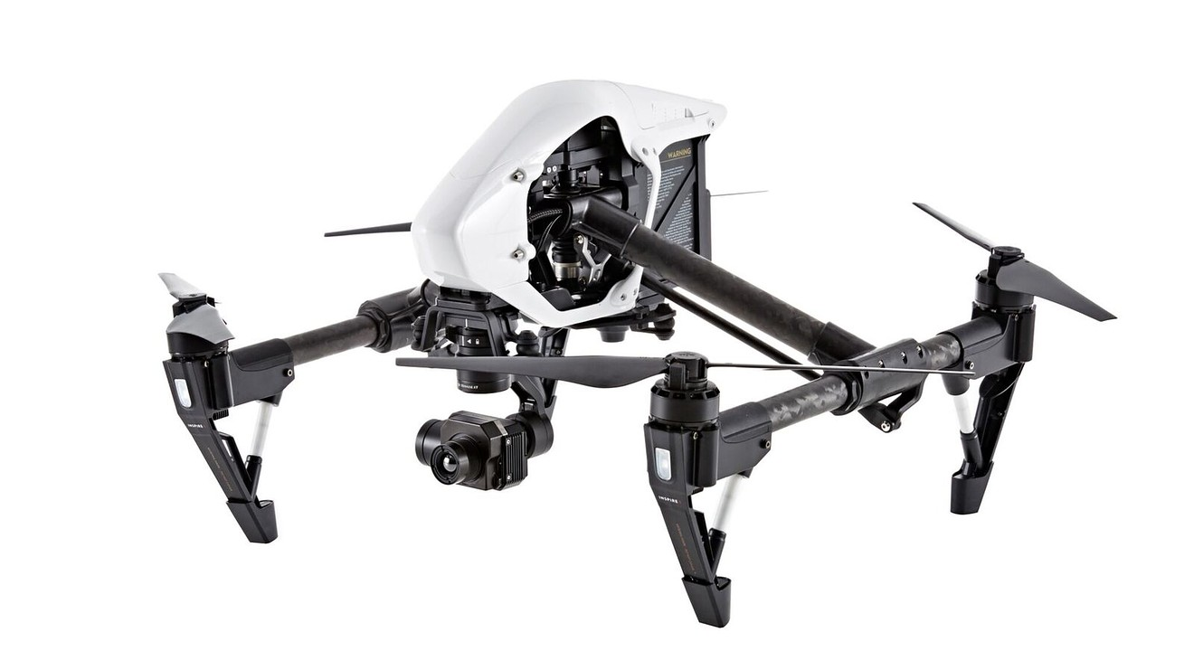 Drone powerhouse DJI looks to dominate thermal imaging