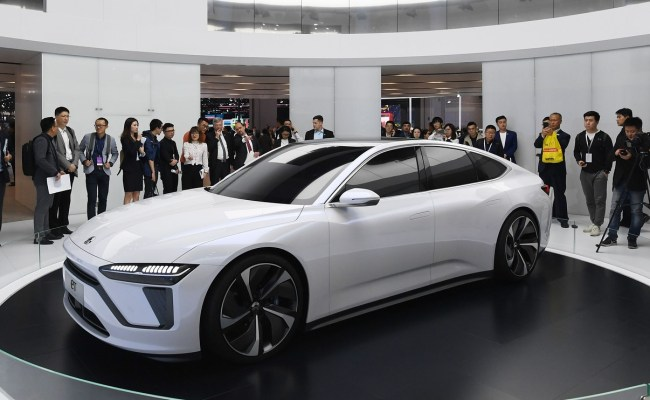Nio S Stock Keeps Rising Toward Its Best Ever 6 Day Run
