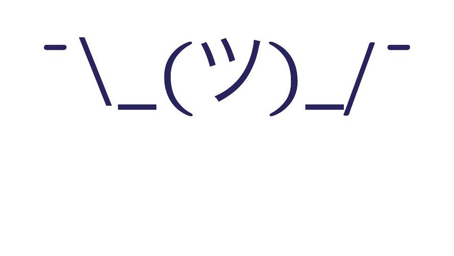 one emoticon says it