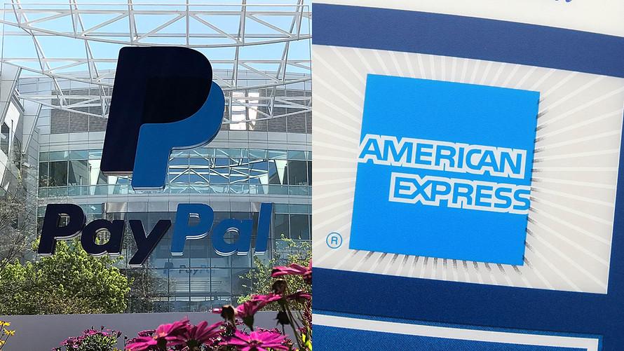 paypal vs american express