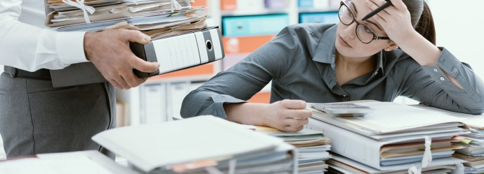 Your messy desk is making you look lazy and neurotic MarketWatch