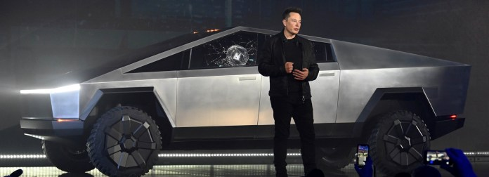 Tesla S Cybertruck Doesn T Look Street Legal But Pre Orders Are Pouring In Marketwatch