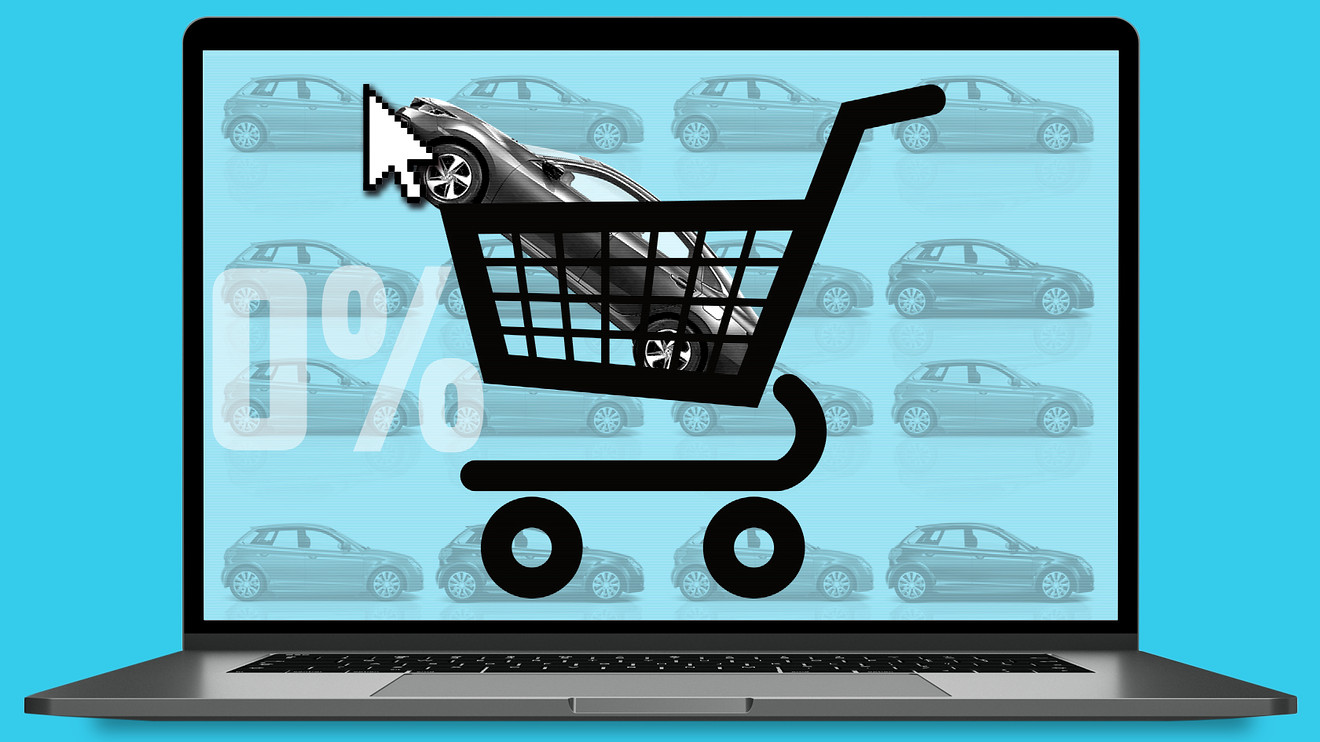 With car dealerships closed, discounts on new and used cars are popping up online