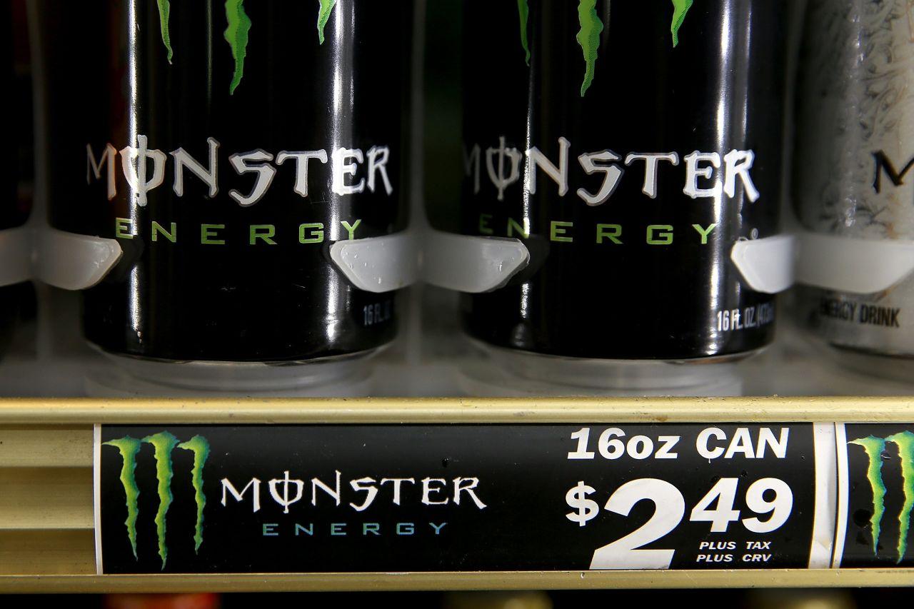 monster beverage corp