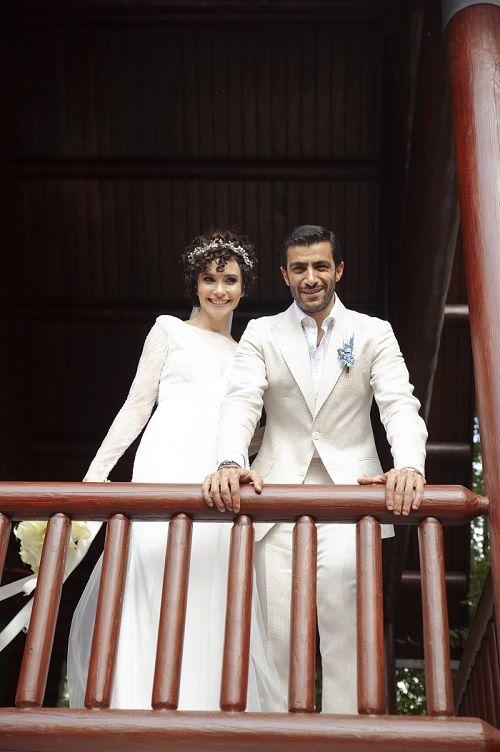 Songül Öden'le Arman Bıçakçı evlendi - Sayfa:2
