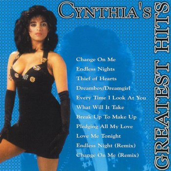 Cynthia's Greatest Hits By Cynthia Album Lyrics