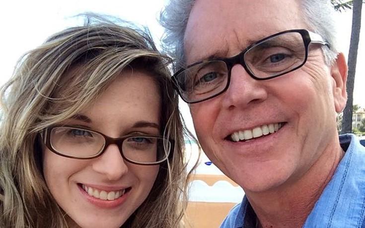 Το ερωτευμένο ζευγάρι που αδιαφορεί για τα 40 χρόνια διαφοράς ηλικίας