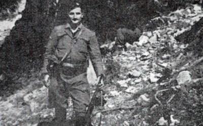 O ήρωας του '40 που αναγνωρίστηκε από τους… Γερμανούς
