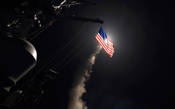 Οι Αμερικανοί χτύπησαν δυνάμεις του Άσαντ στη Συρία