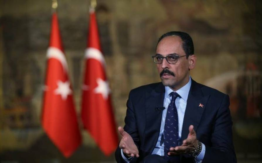 Εκπρόσωπος Ερντογάν για τις διερευνητικές Ελλάδας - Τουρκία: Συνομιλίες σε τρία επίπεδα