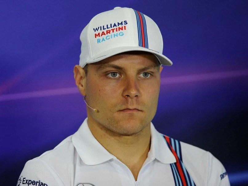 Valtteri Bottas, actual piloto de Williams