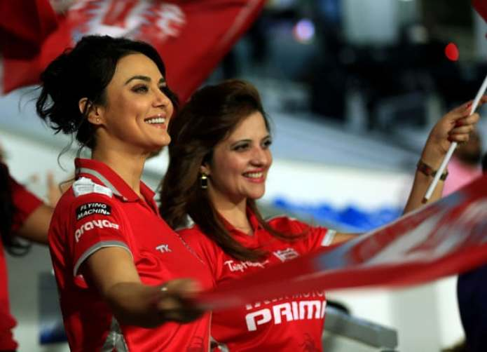 Image result for preity zinta kings xi punjab