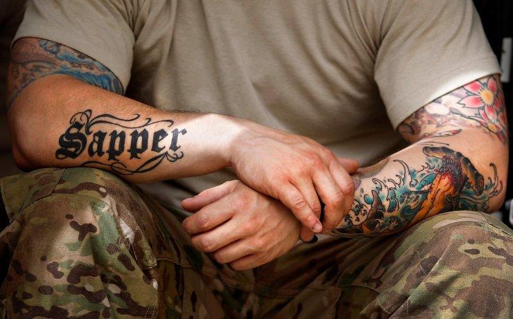 image_20 Какие татуировки разрешены в морской пехоте США