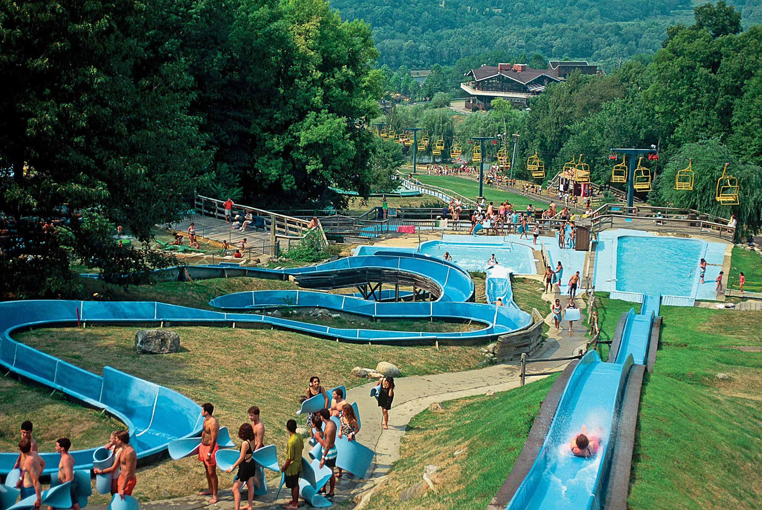 The Perfect Amusement Park Thrills Chills Spills and
