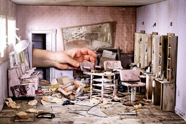 'post-mankind' Vision Of Lori Nix