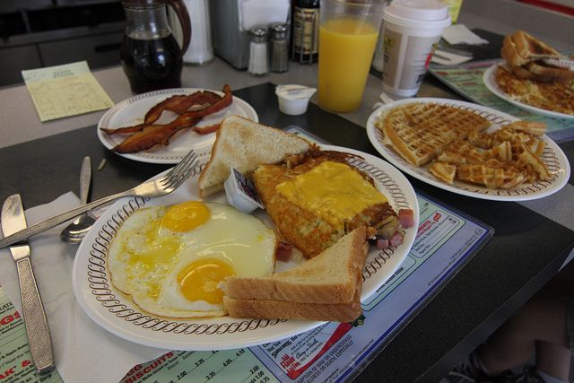 Waffle House Angling to Replace the Post Office