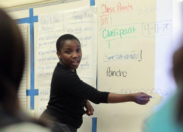 Teachers Flunk