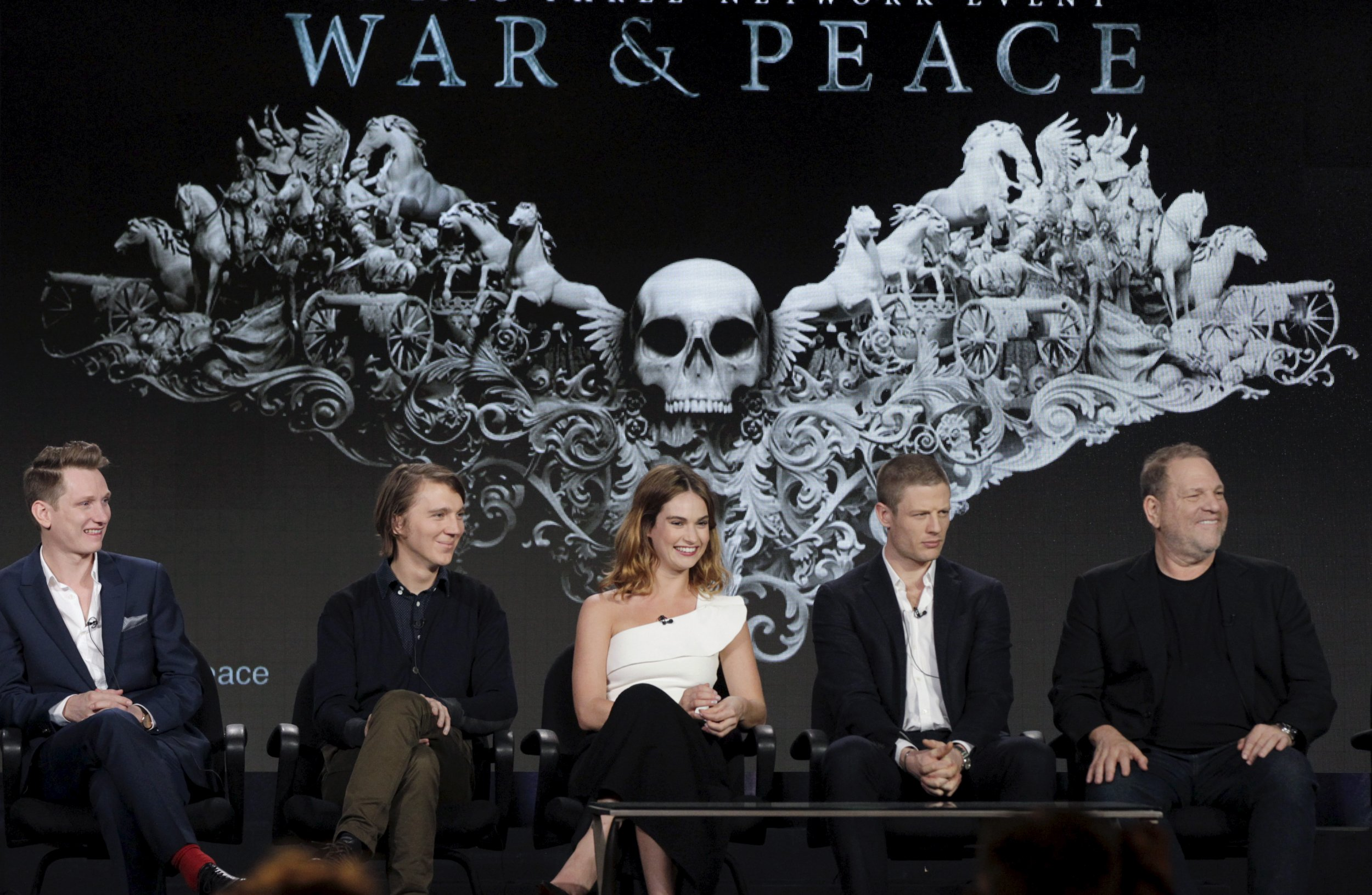 BBC Series Gives War and Peace First UK Bestseller Spot