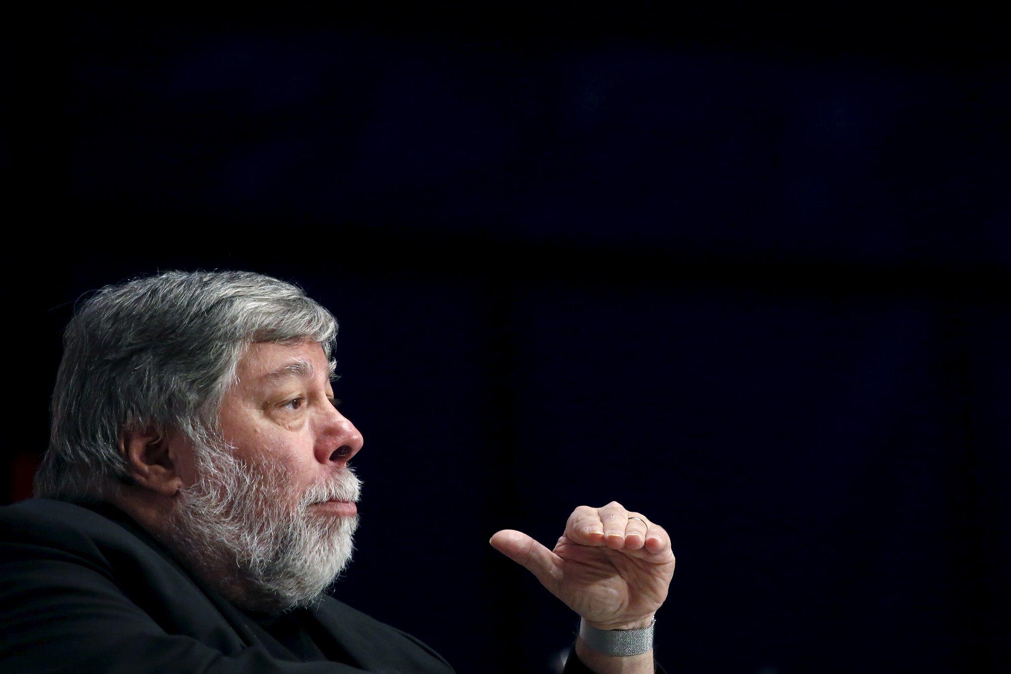 Apple CoFounder Steve Wozniak Says Tech Giant Should Pay