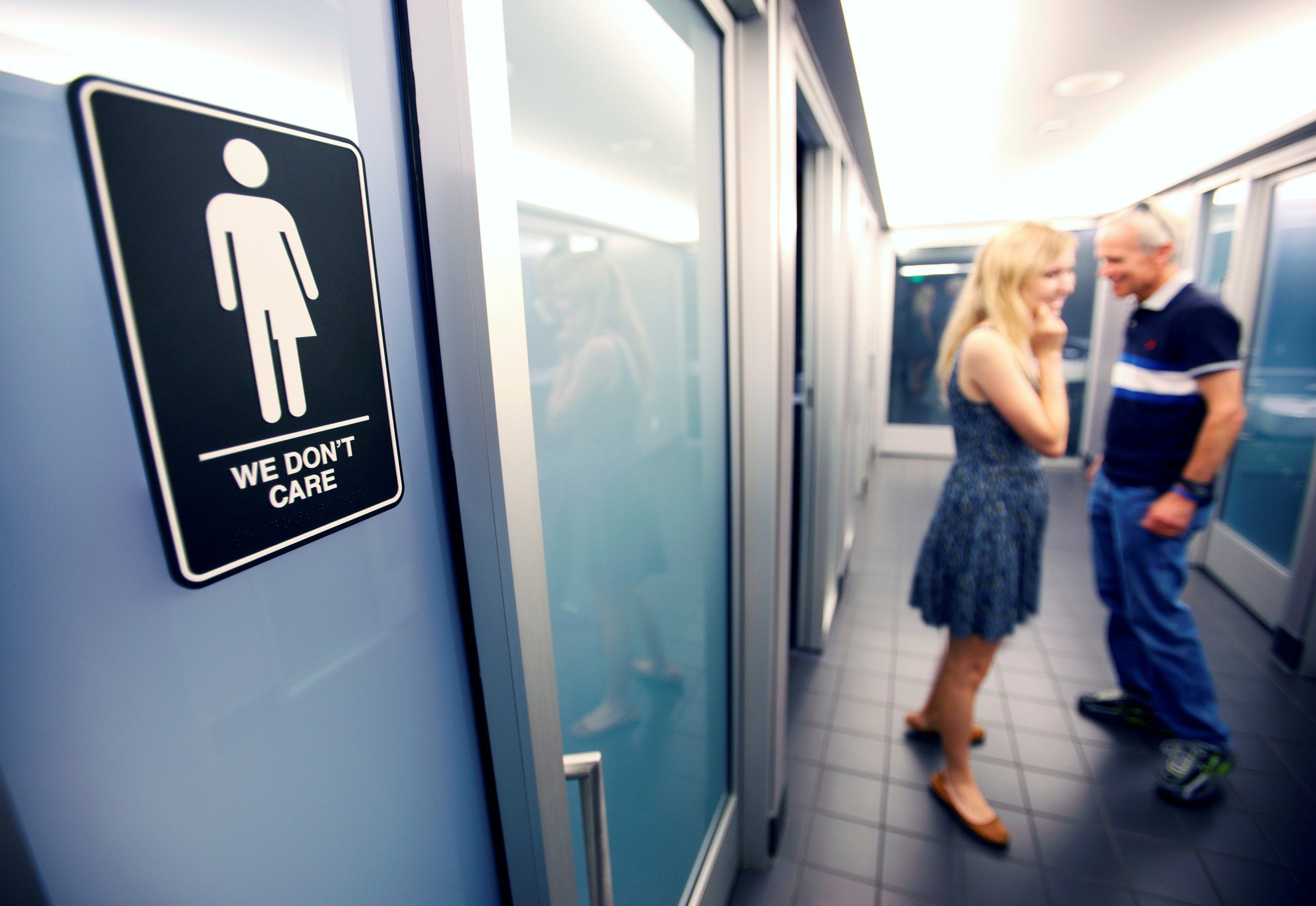 Transgender Rights Could Head to Supreme Court With Bathroom Law