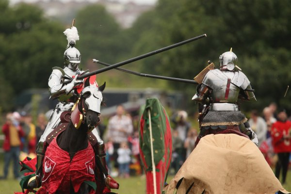 Jousting Olympic Sport In Time 2020 Tokyo Games