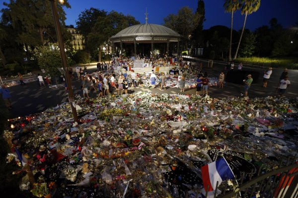 Nice Attack Mohamed Bouhlel Planned Truck Massacre With