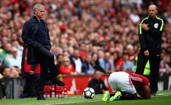 Jose Mourinho Manchester United Manager Admits Major