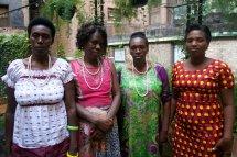 Rwandan Genocide Survivors Urge U. Action Sexual Violence