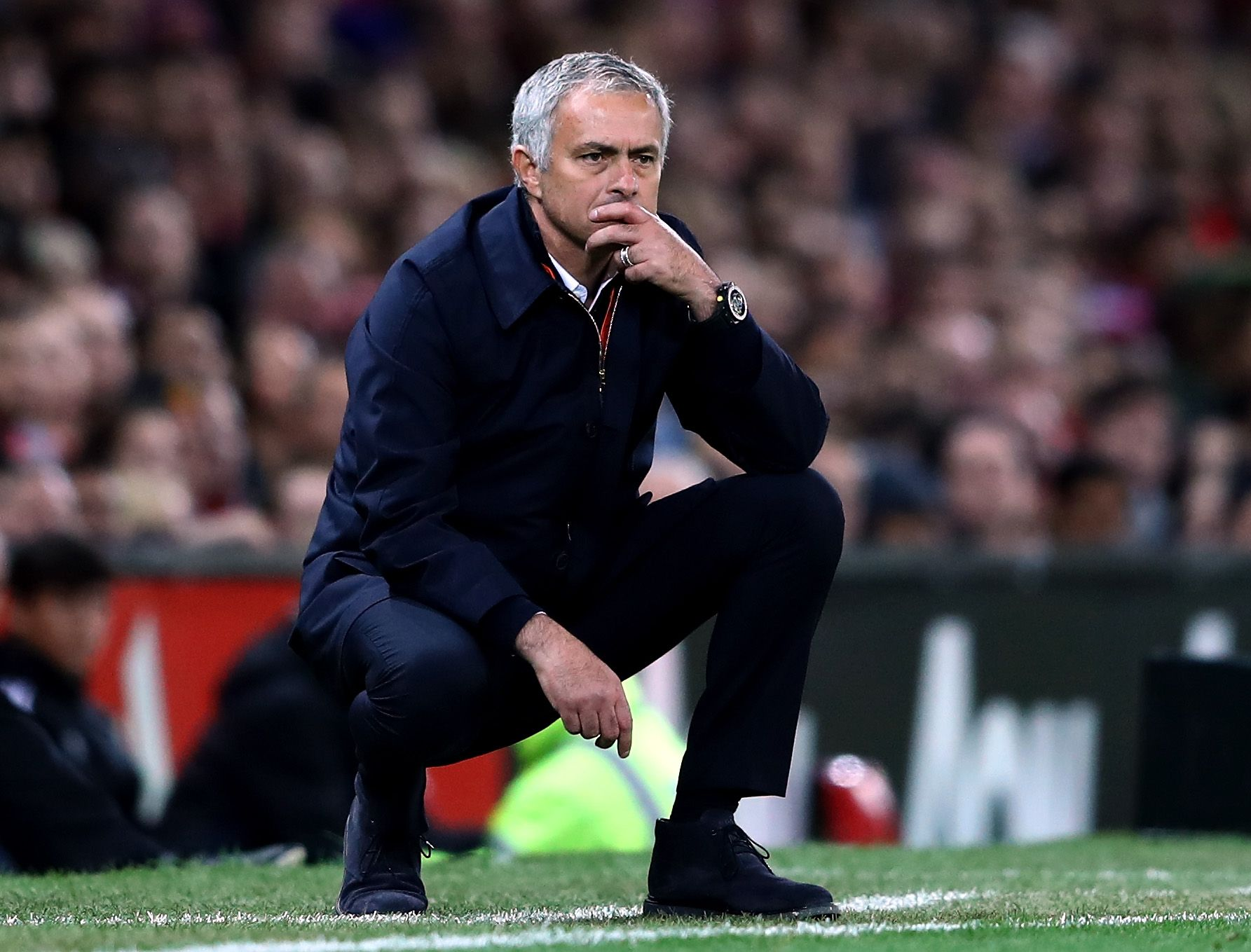 Jose Mourinho Manchester United Manager Charged By FA Over Referee Comments