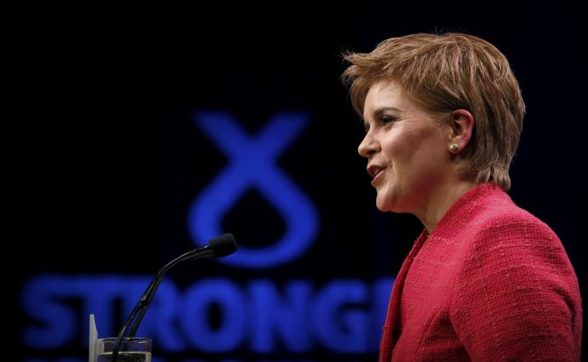 Sturgeon Vows Nation S Future Will Be In Scotland S Hands