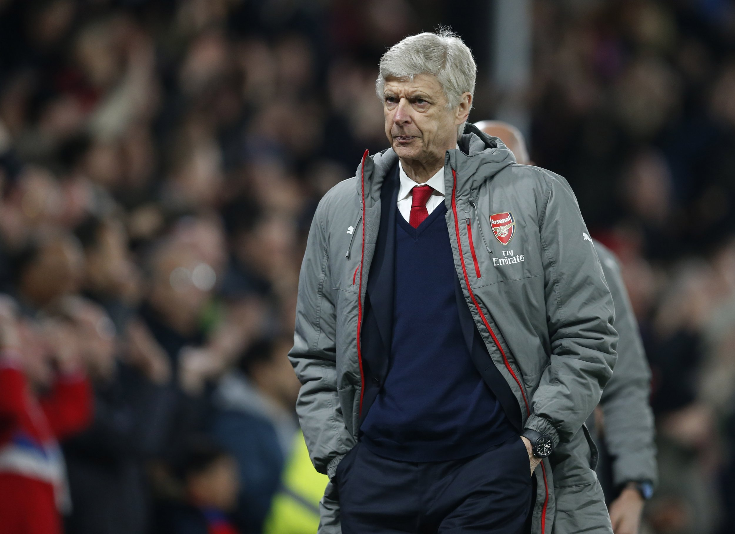 Arsenal Transfer Targets Told Arsne Wenger is Staying
