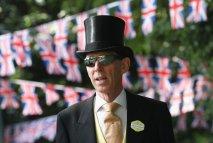 U. Weather Heat Wave Puts Wrinkle In Royal Ascot