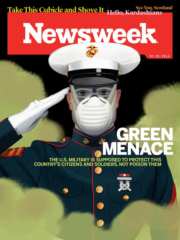 Camp Lejeune and the US Militarys Polluted Legacy