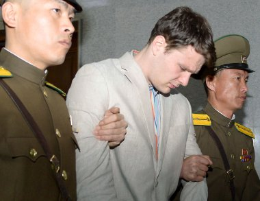 Image result for US Court Indicts N. Korea Govt on student Otto Warmbier