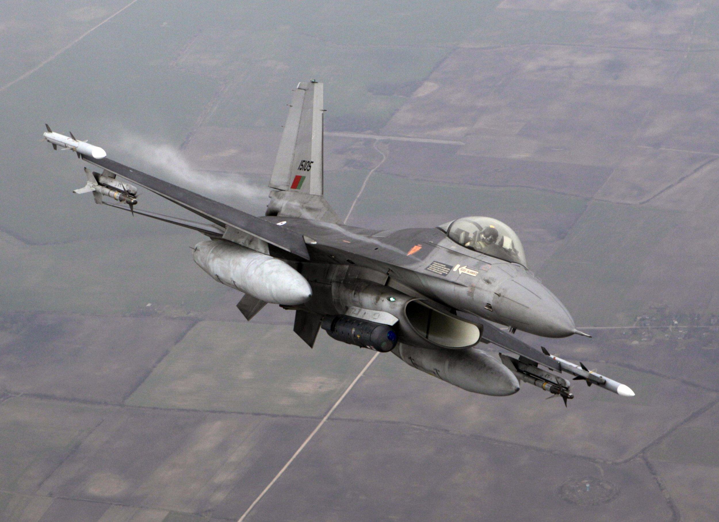NATO jet