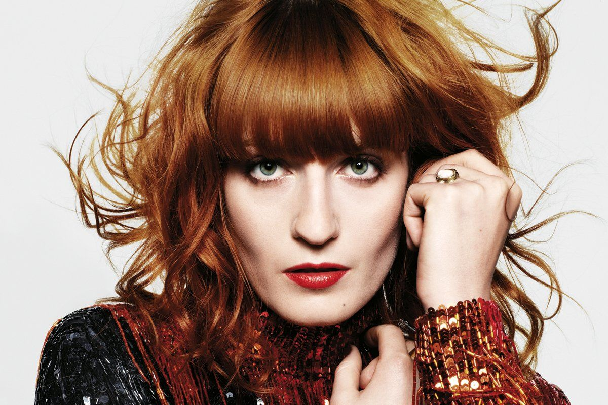 Fall Cellphone Wallpaper Florence Welch On Her Break Up Ceremonials And Virginia