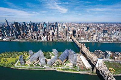 Roosevelt Island: New York's New Tech Hub