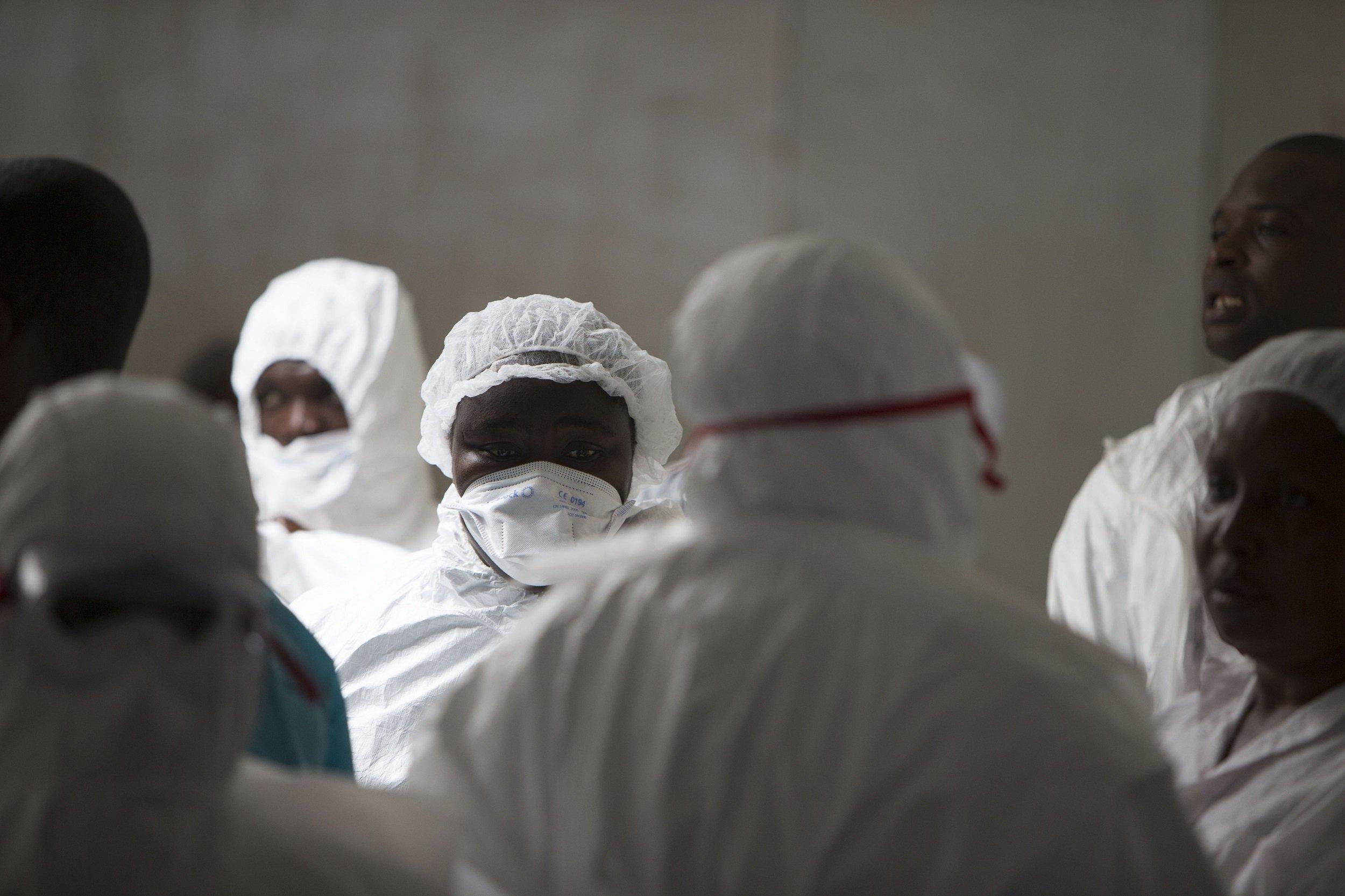 Health Officials Respond To Ebola Like Marburg Virus