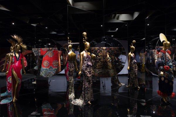 Met Museum Fashion Exhibit