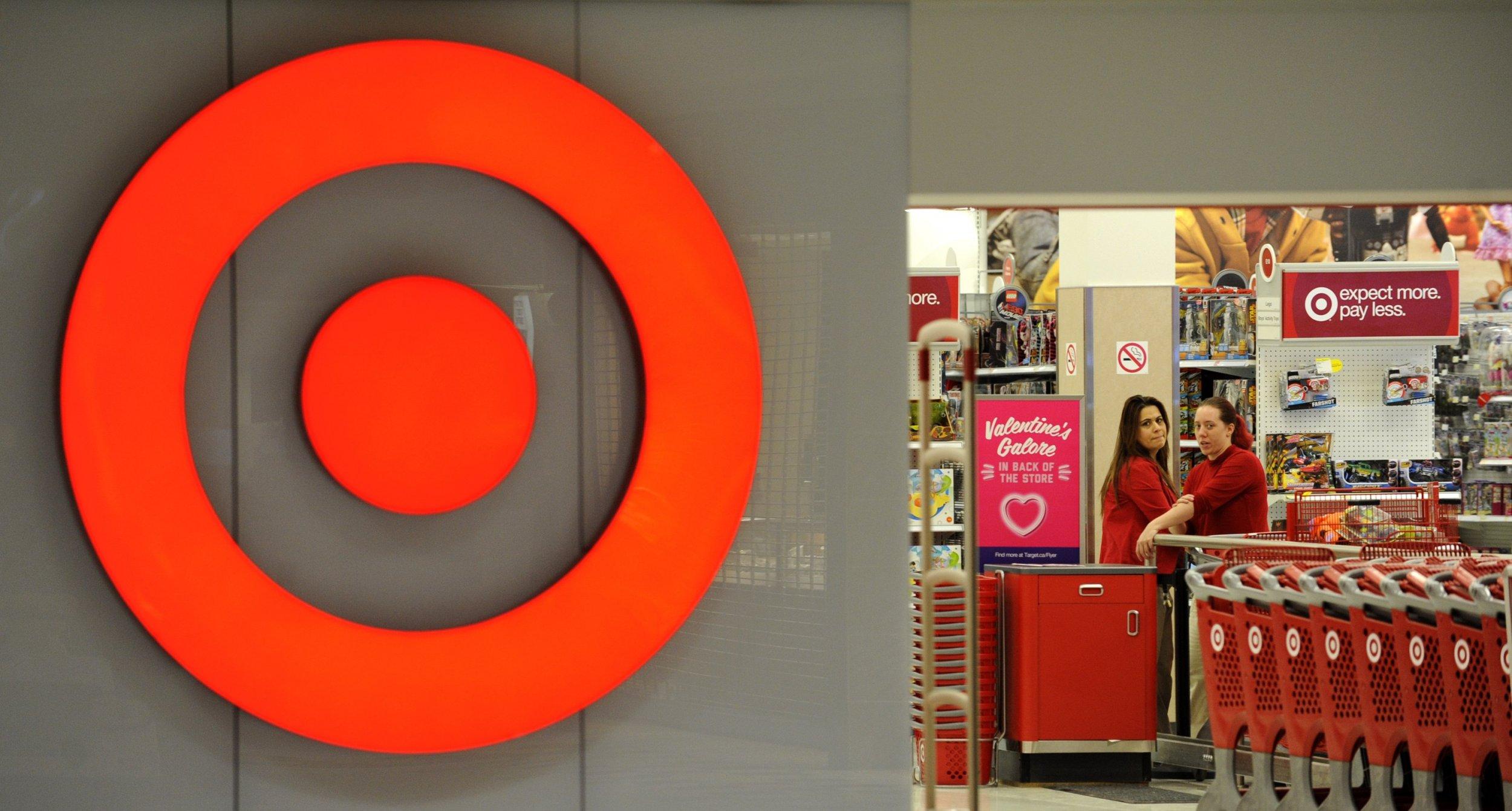Target Bathrooms